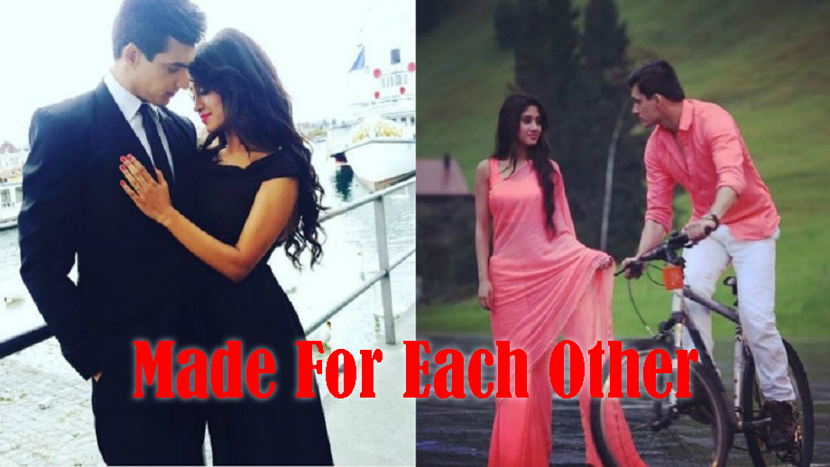These pictures prove that Shivangi Joshi and Mohsin Khan are made for each other 4