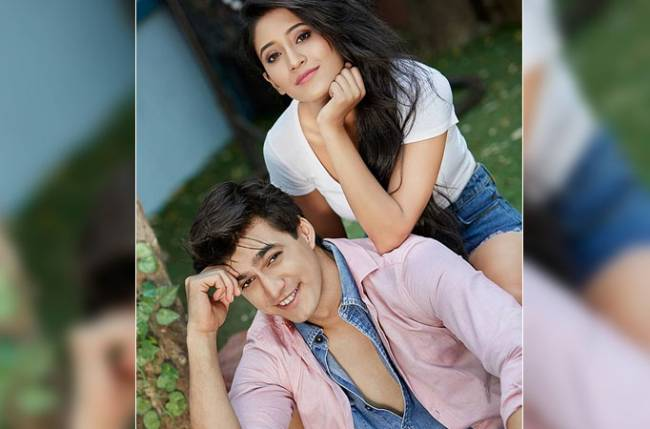 These pictures prove that Shivangi Joshi and Mohsin Khan are made for each other