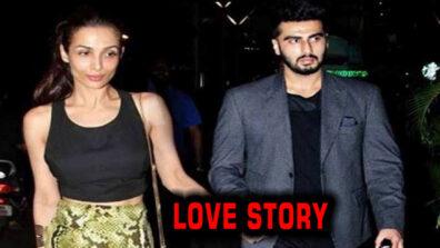 This is how Arjun Kapoor and Malaika Arora love story began 1