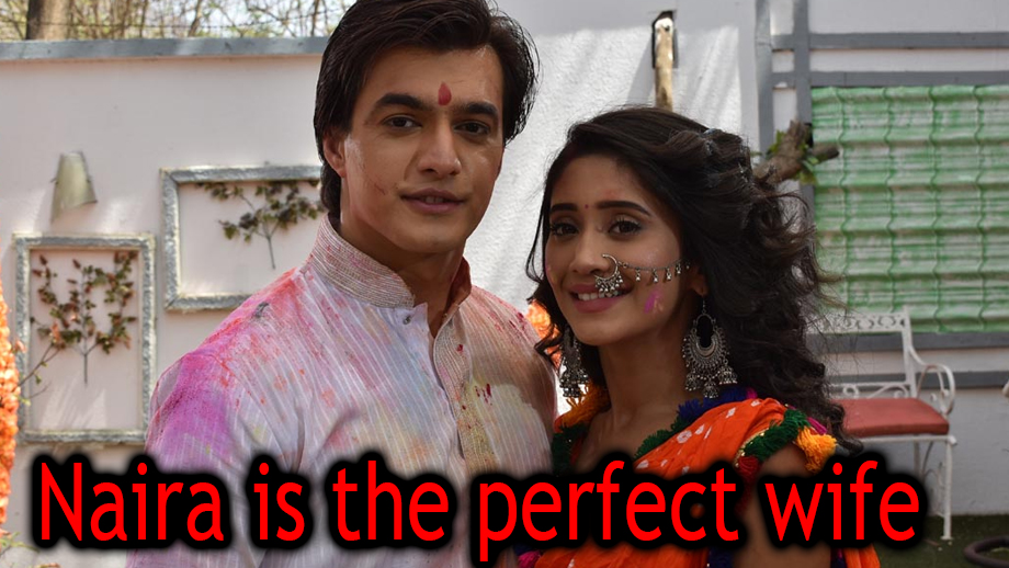 This is why Yeh Rishta Kya Kehlata Hai's Naira is the perfect wife to Kartik 2
