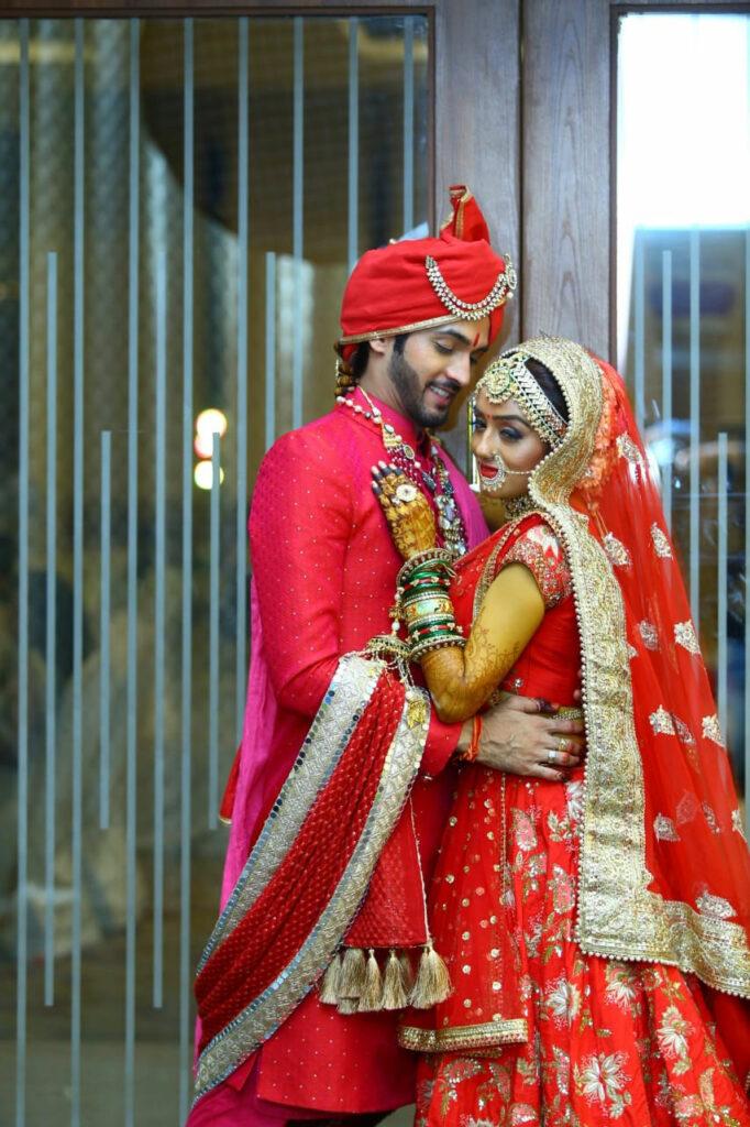TV actors Ashish Dixit and Shweta Kanoje's dreamy wedding 34