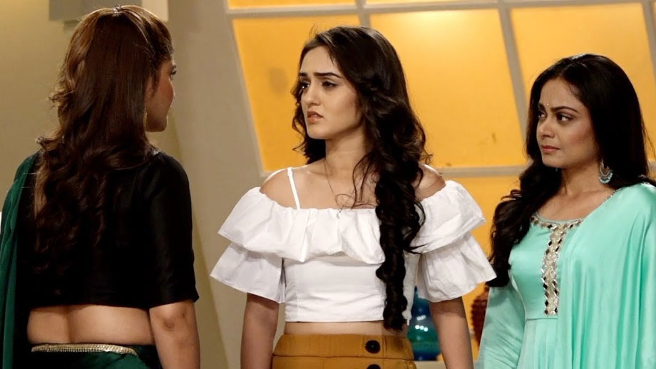 Udaan: Anjie apologizes to Poonam