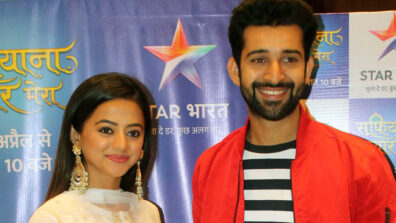 Urdu lessons for Helly Shah and Rajveer Singh