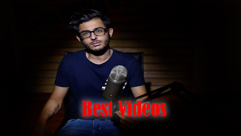 We Rank the Top 5 Videos of Indian YouTuber CarryMinati