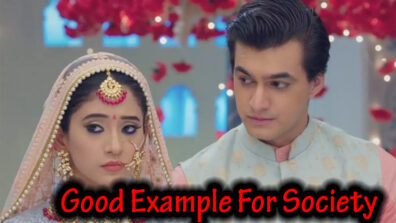When Kartik & Naira's Yeh Rishta Kya Kehlata Hai set good examples for the society 1