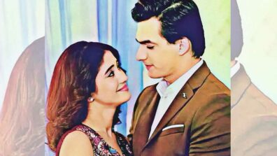 Yeh Rishta Kya Kehlata Hai: Kartik and Naira's romantic photoshoot