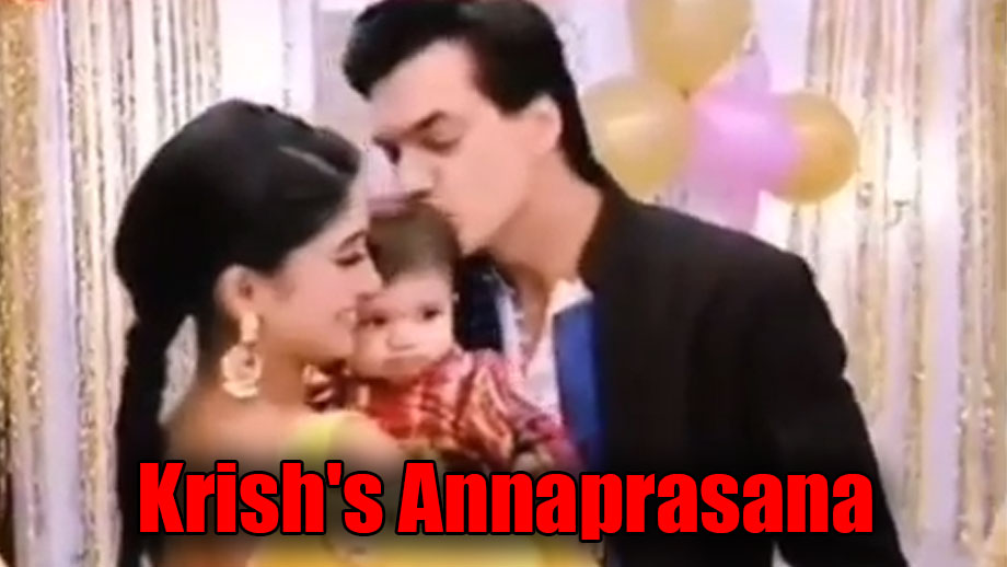 Yeh Rishta Kya Kehlata Hai: Krish's Annaprasana celebration to bring Kartik and Naira close