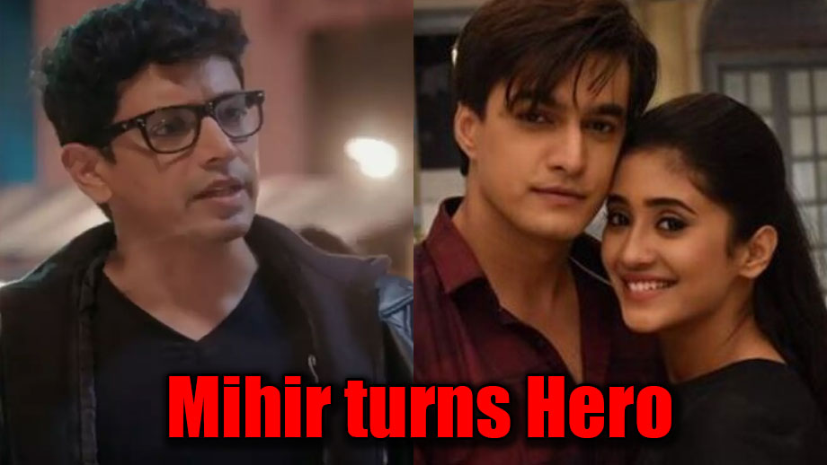 Yeh Rishta Kya Kehlata Hai: Mihir becomes the savior for Naira