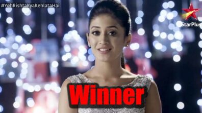 Yeh Rishta Kya Kehlata Hai: Naira to win the mango competition