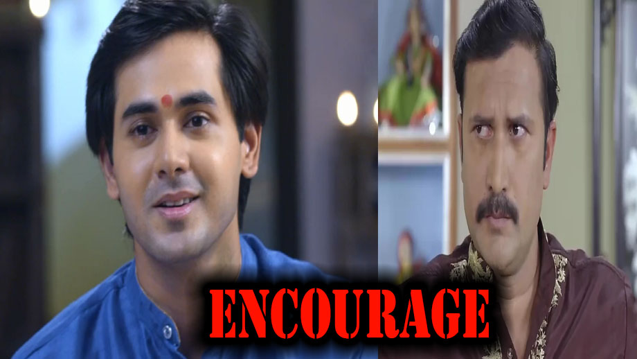 Yeh Un Dinon Ki Baat Hai 24 May 2019 Written Update Full Episode: Rakesh encourages Sameer 1