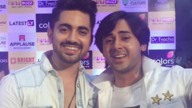 Yeh Un Dinon Ki Baat Hai actor Randeep Rai pays a surprise visit to Zain Imam