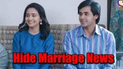Yeh Un Dinon Ki Baat Hai: Sameer and Naina to hide their marriage in Mumbai