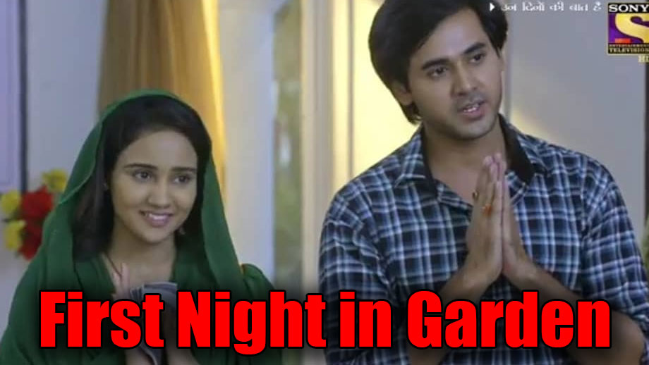 Yeh Un Dinon Ki Baat Hai: Sameer and Naina to spend their first night in Mumbai in a garden