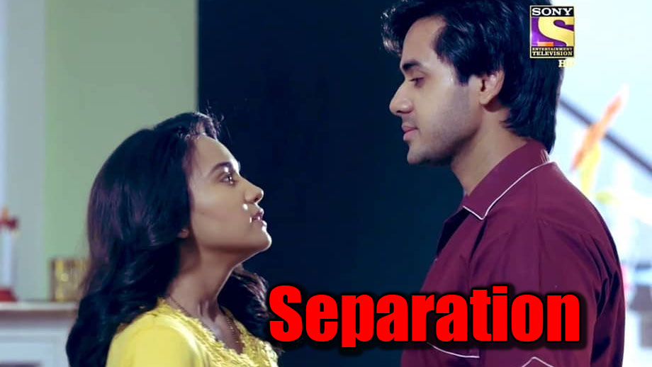 Yeh Un Dinon Ki Baat Hai: Sameer and Naina's separation after coming to Mumbai 1