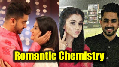 Zain Imam with Tanvi Dogra or Aditi Rathore: Best romantic chemistry pair?