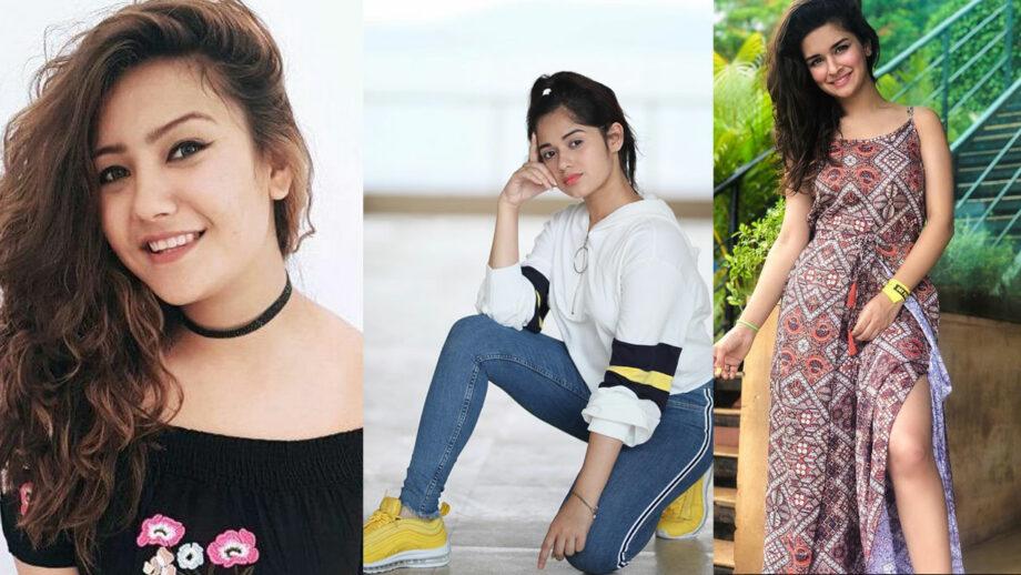 Aashika Bhatia to Jannat Zubair: Actors who rose to fame with TikTok