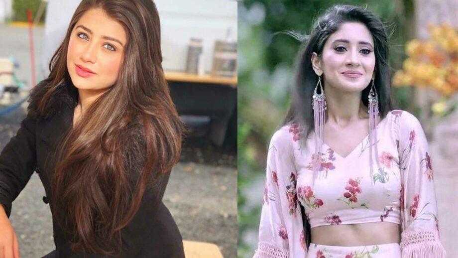 Aditi Bhatia or Shivangi Joshi: Pick the cuter one