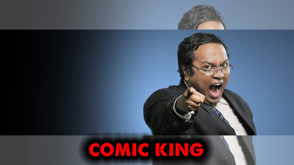 All the best moments of Comic King, Biswapati Sarkar