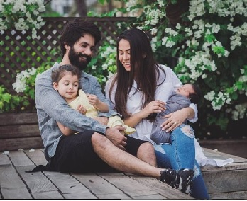 All the cute moments of Shahid Kapoor and Mira Rajput 2