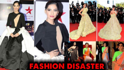 All the Times Sonam Kapoor's Style was a Fashion Disaster