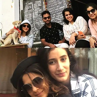 All the times the Bepannaah actress Jennifer Winget gave us BFF goals with her squad pics