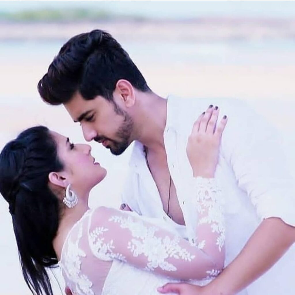 Avni and Neil's romantic moments from Naamkarann 3