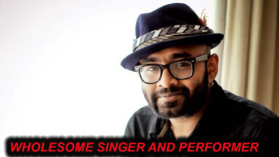 Benny Dayal: A wholesome singer and performer