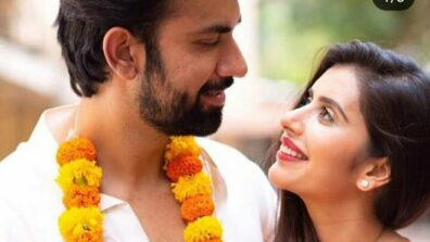 Charu Asopa and Rajeev Sen are now married