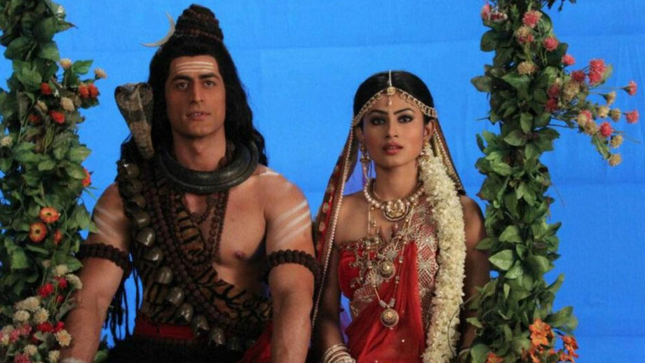 Devon Ke Devmahadev Mahadev And Devi Sati Sweet Moments