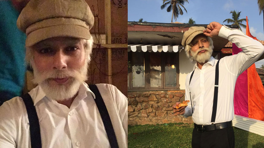 Dil Toh Happy Hai Ji: Rocky's new look of an old man