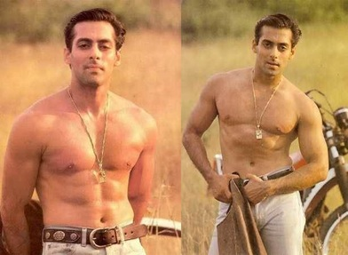 Drool-worthy pictures of Salman Khan that got the temperatures soaring 6