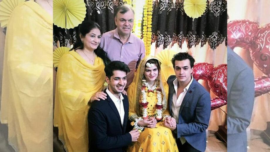 Mohsin Khan: The true family man