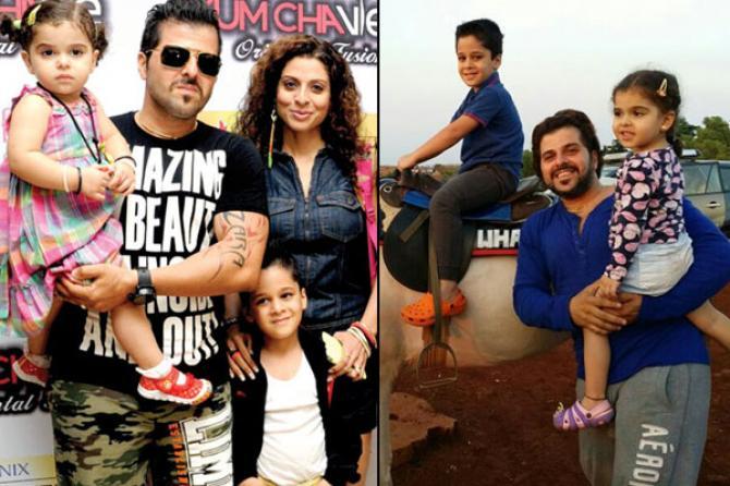 From Arjun Bijlani, Shabir Ahluwalia to Karanvir Bohra: Television celebrities and their kids 2
