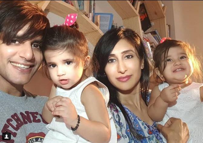 From Arjun Bijlani, Shabir Ahluwalia to Karanvir Bohra: Television celebrities and their kids 3