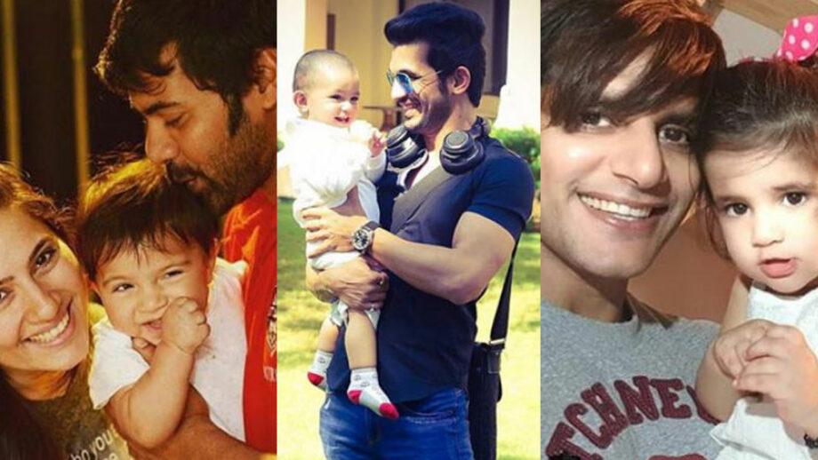 From Arjun Bijlani, Shabir Ahluwalia to Karanvir Bohra: Television celebrities and their kids