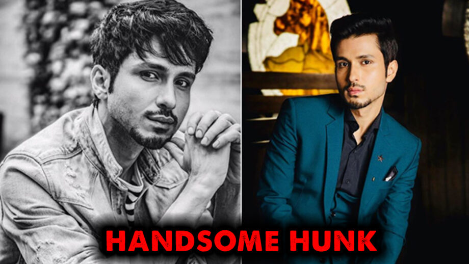 Handsome hunk Amol Parashar here to instantly brighten your day