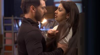 Have a look at Kumkum Bhagya's Abhi and Pragya's love-hate moments 1