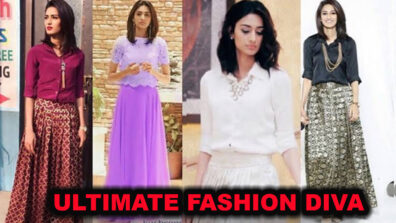 Here's why Erica Fernandes proves she is an ultimate fashion diva