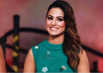 Hina Khan: The TV actress with an X-Factor 1
