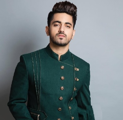 Hottest moments of telly town hunk Zain Imam 1