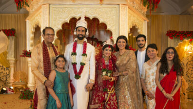 In pics: Rajeev Sen and Charu Asopa's dreamy wedding
