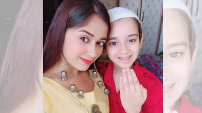 Jannat Zubair Rahmani and brother Ayaan celebrate Eid with IWMBuzz