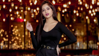 Jannat Zubair Rahmani rocks the all black look