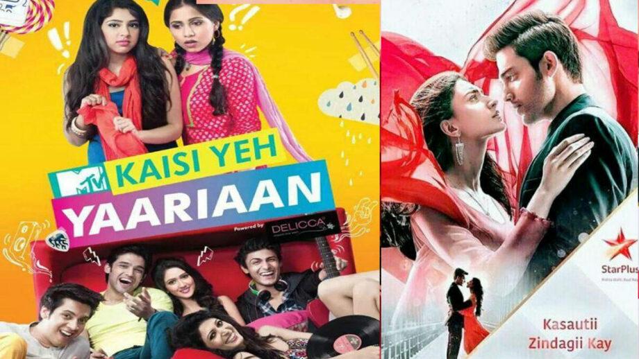 Kaisi Yeh Yaariaan or Kasautii Zindagii Kay: Pick your favourite Parth Samthaan show
