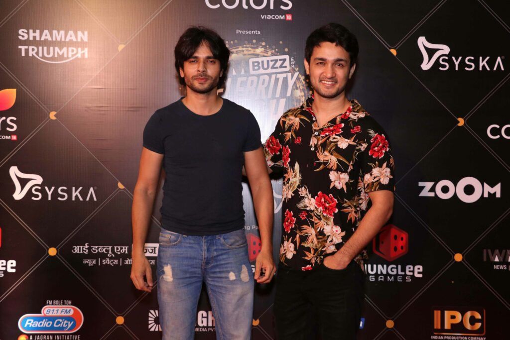 Karan Patel, Erica Fernandes, Zain Imam, Shivangi Joshi and more grace the red carpet of IWMBuzz Party 10