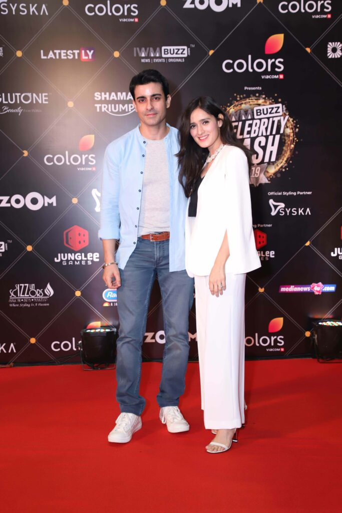 Karan Patel, Erica Fernandes, Zain Imam, Shivangi Joshi and more grace the red carpet of IWMBuzz Party 32
