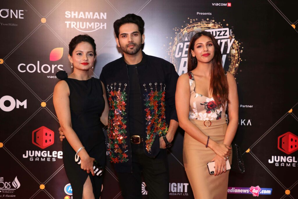 Karan Patel, Erica Fernandes, Zain Imam, Shivangi Joshi and more grace the red carpet of IWMBuzz Party 33