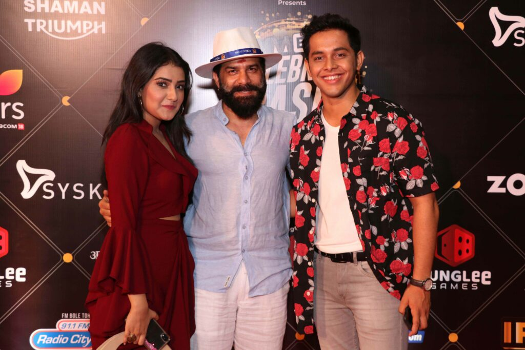 Karan Patel, Erica Fernandes, Zain Imam, Shivangi Joshi and more grace the red carpet of IWMBuzz Party 5