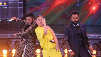 Kareena Kapoor Khan recreates her iconic Mauja Hi Mauja on Dance India Dance