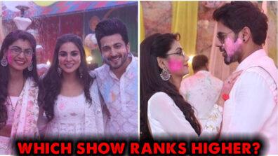 Kumkum Bhagya vs Kundali Bhagya- Which show ranks higher?